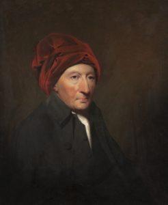Rev. Thomas Reid, by Sir Henry Raeburn (1756-1823), painting, oil on canvas, Hunterian Art Gallery, University of Glasgow