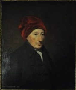 Rev. Thomas Reid, by Sir Henry Raeburn (1756-1823), painting, oil on canvas, Fyvie Castle, © National Trust for Scotland